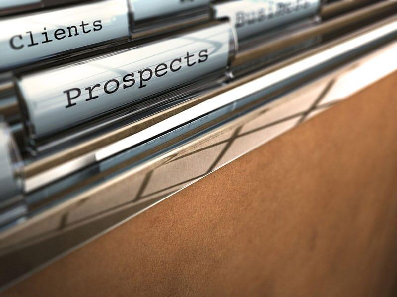 Prospective Client Investigations