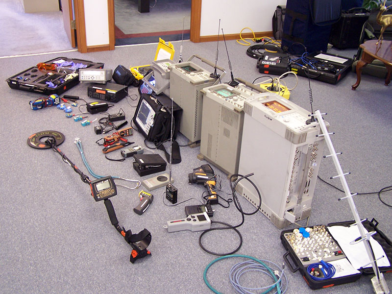 TSCM Equipment